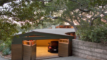 Custom Garage, half open
