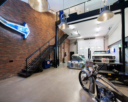 Our 11 best industrial garage and shed ideas remodeling for Garage garcia saint mammes