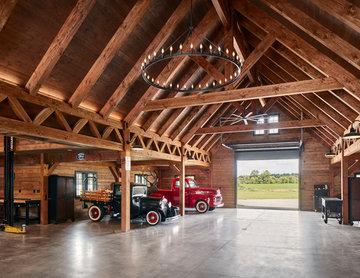 Custom Modern Barn