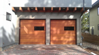Custom Modern Wood Doors
