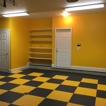 Custom Project Gallery