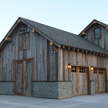 Custom Ranch Residence