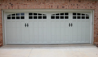Custom Steel Carriage House Doors