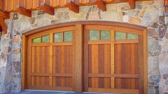 Custom Wood Carriage Doors