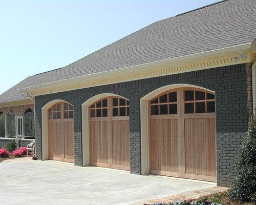 Traditional attached carport design ideas renovations for Victorian carport