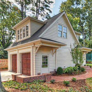 Houzz 50 Best Detached Garage Pictures Detached