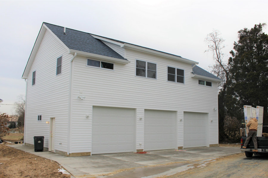 Detached Garage Projects