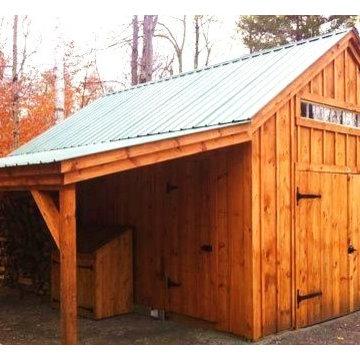 diy Plans - Garden ($50) 14' x 20' Garage Shed