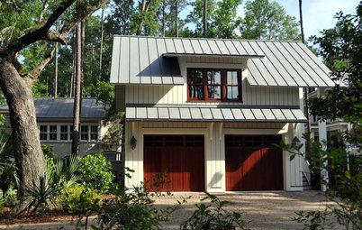 Dad's Domain: The Garage