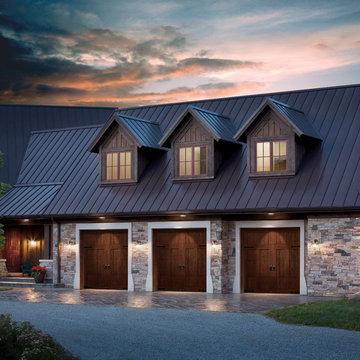 Doors by Clopay- Canyon Ridge Composite