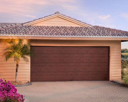 tropical solid timber doors garage and granny flat design