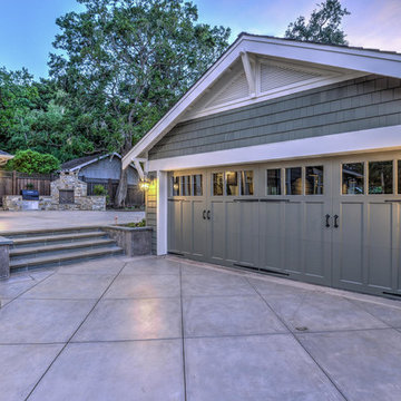 Downtown Los Gatos Custom Home