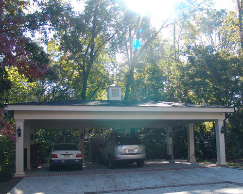 Open carport home design ideas pictures remodel and decor for Open carport plans