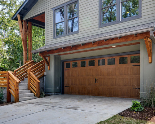 Garage Overhang Houzz