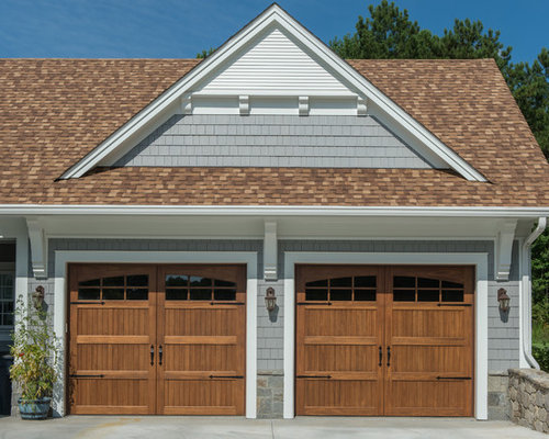 Garage and shed design ideas renovations photos houzz for House roof colors