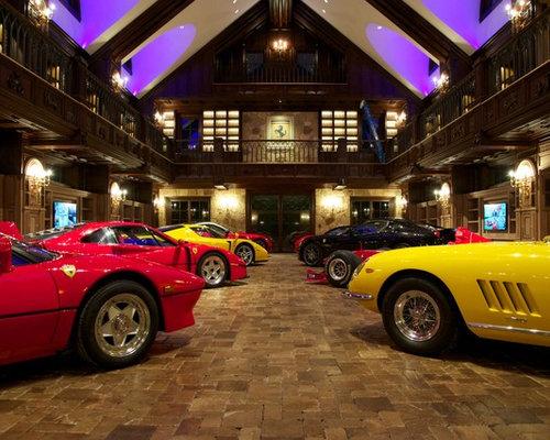 Best Ferrari Garage Design Ideas Amp Remodel Pictures Houzz