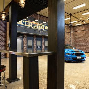 Eclectic Garage