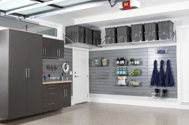 comment optimiser les rangements du garage. Black Bedroom Furniture Sets. Home Design Ideas