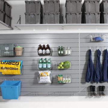 Edgemont Garage Installation
