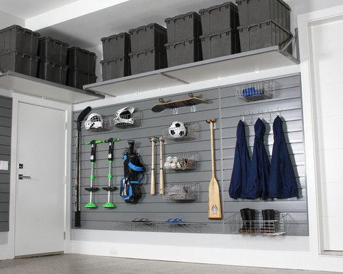 Foto e idee per garage e rimesse garage e rimesse for 2 idee di progettazione di garage per auto
