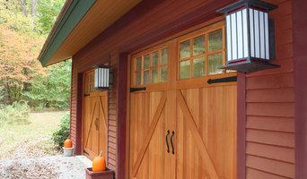 Edgewood Garage Exterior