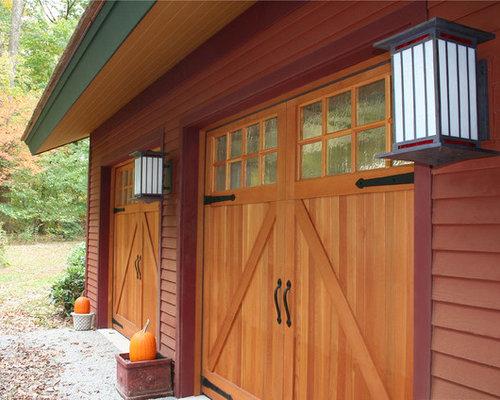 Large Translucent Glass Garage Door Home Design Ideas