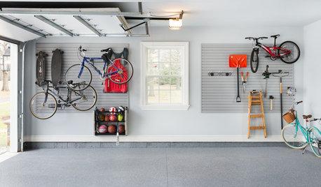 Comment optimiser les rangements du garage ?