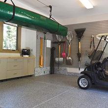 Tesuque Garage