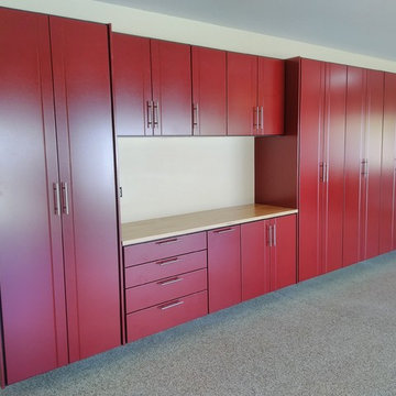 Extra Tall Cabinet Design