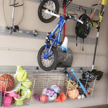 Family-friendly Garage