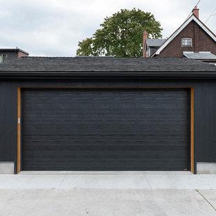 Family Garage and Sauna