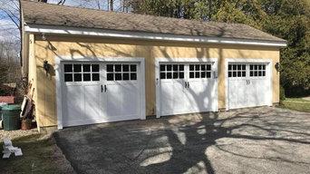 Fimbel American Legends Carriage House Doors