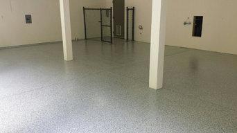 Floor - Ken - Polyurea