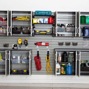 Flow Wall Storage Solutions