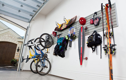 How to Do a Serious Garage Clean-Out