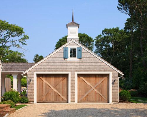 cottage garage doorsCoastal Cottage Garage Doors  Houzz