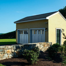 Beach Style Garage And Shed by Wright-Ryan Homes