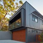 Longfellow Drive Contemporary Garage Los Angeles