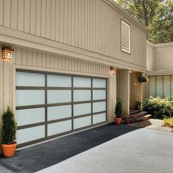 Beau Full View Overhead Garage Doors
