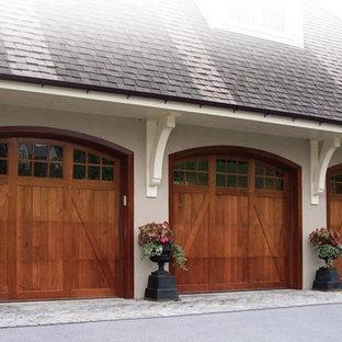 Full Wood Garage Door