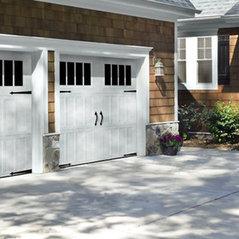 Farmhouse Garage Doors