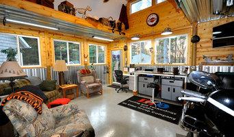 Garage Addition/Man Cave Interior