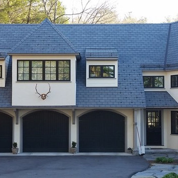 Garage Addition with Living Space Above