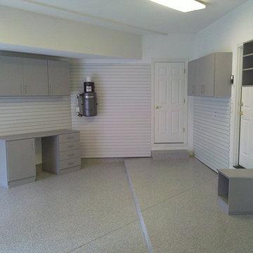 Garage & Basement