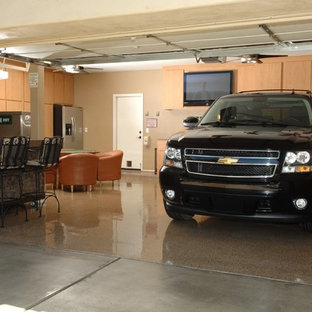 Garage and Driveway Coatings - Man Cave