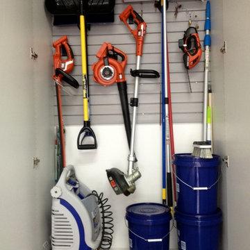 Garage & Transition Zones