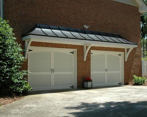Garage porticos for Portico garage