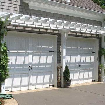 Garage Arbors & Porticos