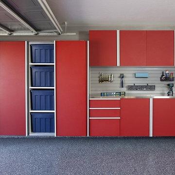 Garage Cabinet Gallery