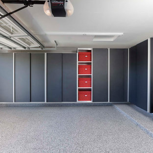 This is an example of an industrial garage in Other.